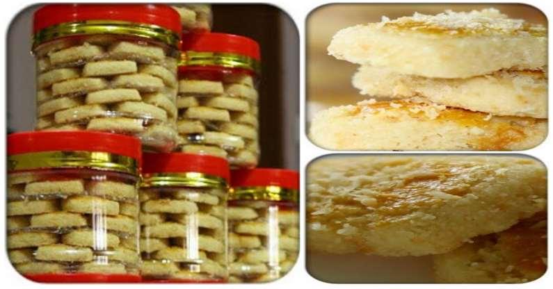 Promosi Kuih Raya 2017 - Biskut Badam Homemade Collage 795x416
